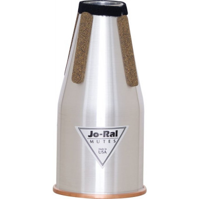 Jo-Ral Waldhoorn Demper | Straight Copper Bottom | FR-AC