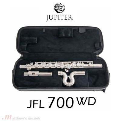 Jupiter JFL700WD D-Loop Kinder-Dwarsfluit