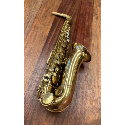 Tweedehands King Cleveland Altsax | Nr. C55680