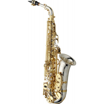 Yanagisawa Altsax - A-WO37 Elite Model in Volzilver