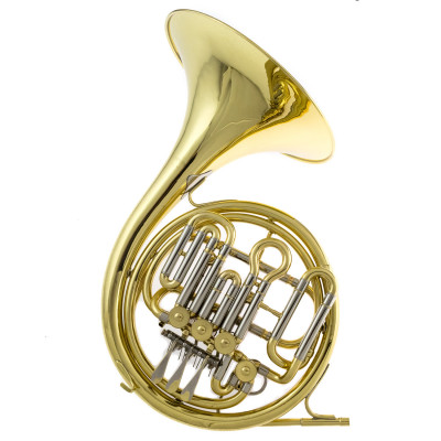 "Pre-Owned Getzen ""Compensating"" F/Bb French Horn 
