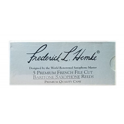 Hemke Reeds - Baritone Sax - Strength 2 - Old Packaging