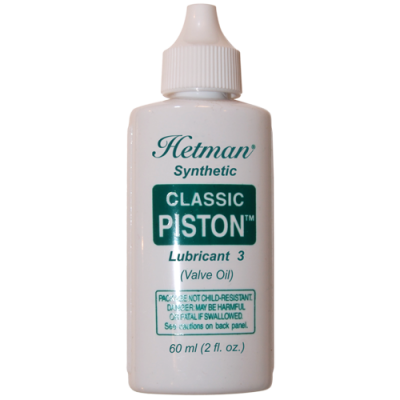 Hetman - Classic Piston Valve Oil 3