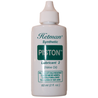 Hetman - Piston Valve Oil 2