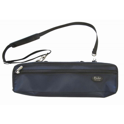 Kölbl Case Cover - Flute with C-Foot - Blue