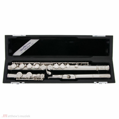 Vintage Miyazawa Classic Flute - Solid Silver #44106