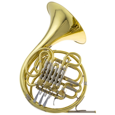 Pre-Owned Olds F/Bb Double F/Bb French Horn - Relacquered | Nr. 839635