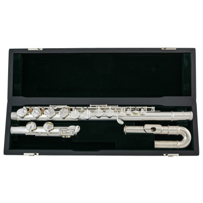Pearl Alto Flute - 207 ES with Curved Headjoint