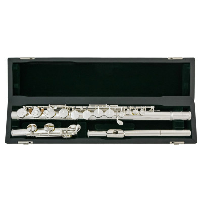 Pearl Alto Flute - 207 ES with Straight Head Joint