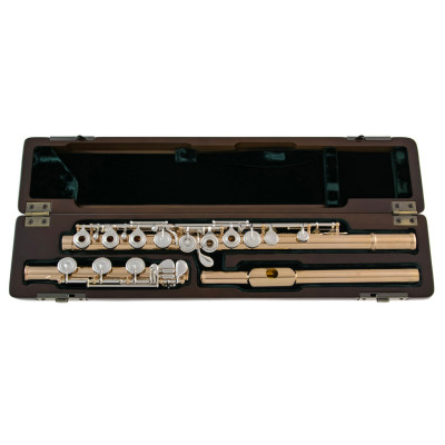 Pearl CD-958 RBE Cantabile Flute with 18K Gold