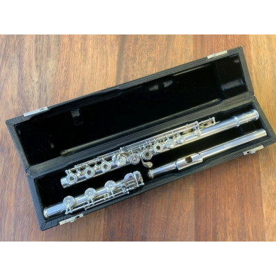 Pre-Owned Brannen-Cooper Flute with Nagahara Headjoint