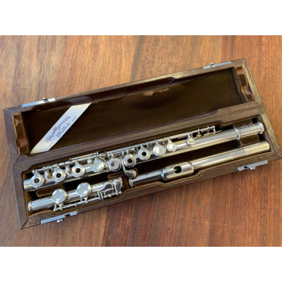 Pre-Owned Miyazawa Flute - MS 70S RCE