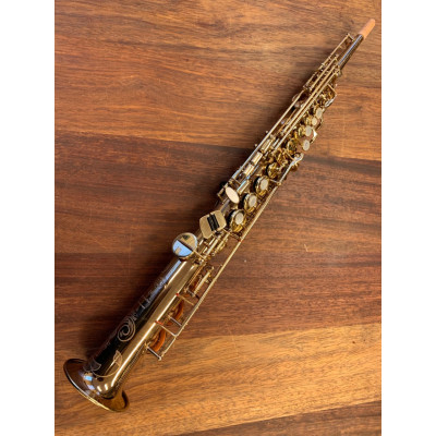 Pre-Owned Selmer Super Action 80 Series I Soprano Sax | Nr. 351038