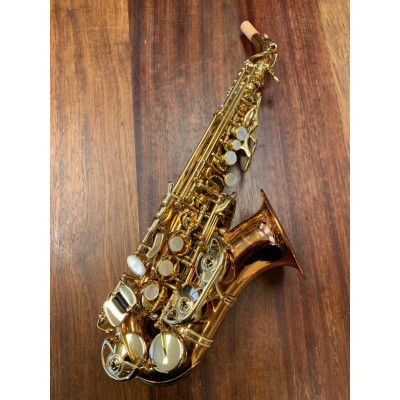 Magenta Winds Curved Soprano Sax - CSS 2G
