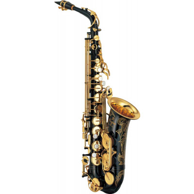 New Model Yamaha Alto Sax - YAS 82 ZB 02 - Custom Z Series