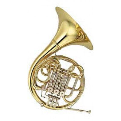 Yamaha Double French Horn in F/Bb - YHR 567D