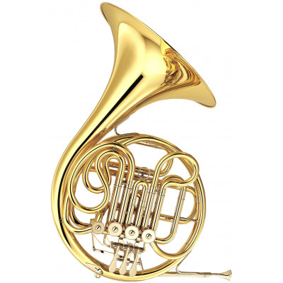 Yamaha Double French Horn in F/Bb - YHR 567