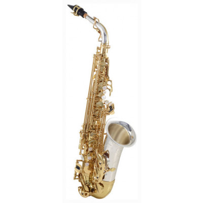 Yanagisawa Alto Sax - A-W033 Elite Model - Solid Silver Neck and Bell
