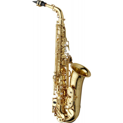 Yanagisawa Alto Sax - A-W010 Elite Model in Gold Lacquer