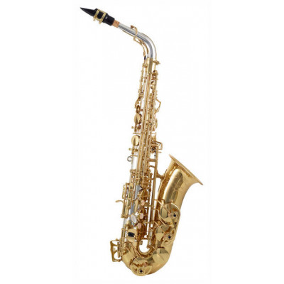 Yanagisawa Alto Sax - A-W030 Elite Model - Solid Silver Neck and Body