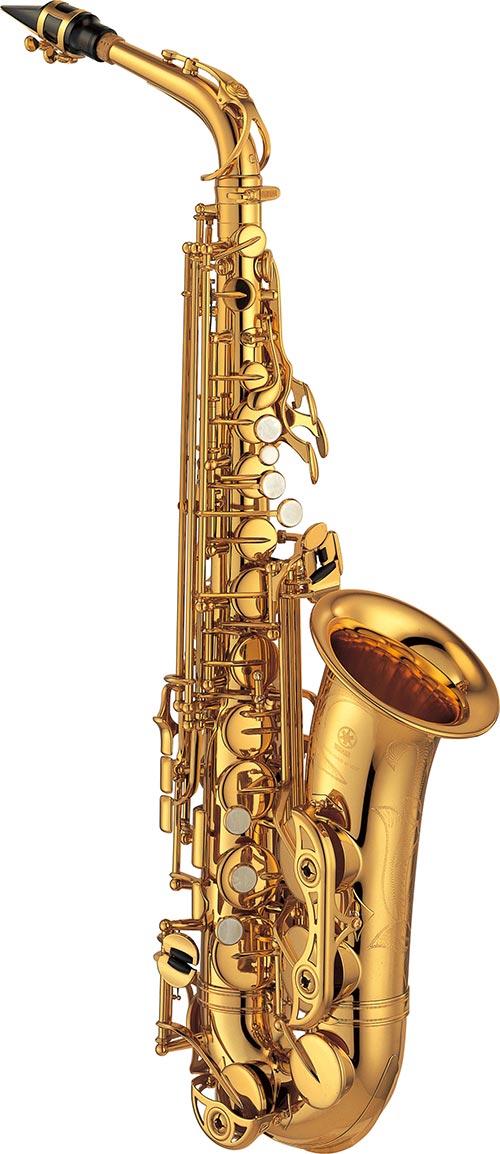 yamaha yas 62 04 alto saxophone new model gold. Black Bedroom Furniture Sets. Home Design Ideas