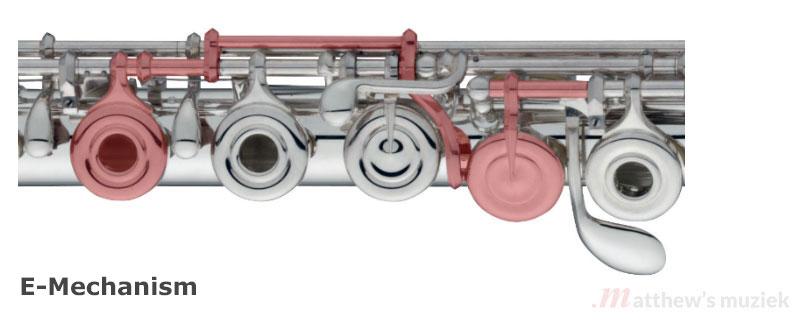 Flute E Mechanism