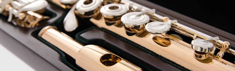 Fluit Reparatie : Rose Gouden Fluit