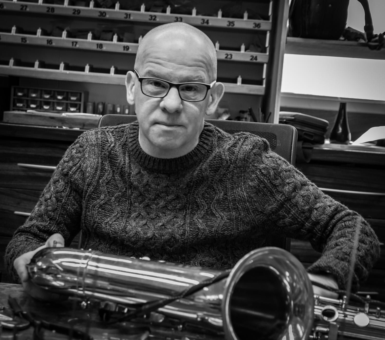 Stuart Jenkins Saxophone Repair